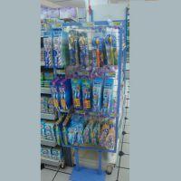 优质产品牙刷展示架 牙膏挂架 唇膏展示架 蚊香展示架 花露水展示架
