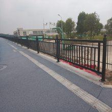 揭阳机动车防护栏报价 清远热镀锌栏杆厂 湛江白色隔离栏定制