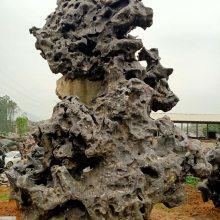 中国奇石之乡 英石石头 英德石批发 太湖石黄蜡石奇石 假山石价格