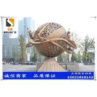 云南雕塑厂 定制制作不锈钢镂空雕塑城市景观雕塑