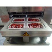 速冻龙虾盒式包装机熟食气调锁鲜包装机