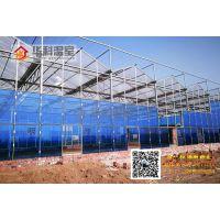 河南温室大棚 蔬菜大棚 钢结构大棚设计安装