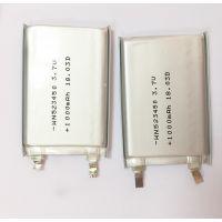 行车记录仪导航仪儿童玩具车早教故事机3.7V聚合物锂电池523450