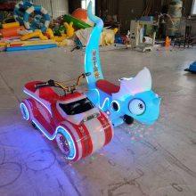 2018爆款宇宙碰碰车儿童大人亲自互动广场玩具激光对战游戏机设备