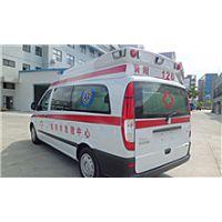 福田G9运输型救护车价格