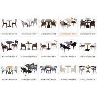 深圳龙华欧式茶餐厅 咖啡厅 西餐厅各种餐厅桌椅 良久家具优质为你服务
