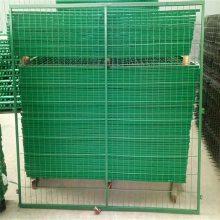 铁丝网围栏单价 道路围栏生产 足球场围网厂家