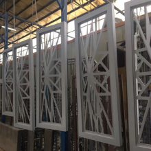 铝窗花 铝合金窗花 铝屏风窗花定做 佛山铝窗花厂家