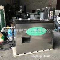 曲阜宏盛新型玉米面条机 自熟多功能杂粮面条机 米粉冷面机 玉米馇条机