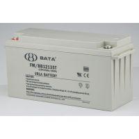 鸿贝蓄电池FM/BB12150T价格12V150AH代理报价/规格