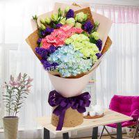 那洪大道玫瑰花那洪大道百合花15296564995母亲节 情人节鲜花配送康乃馨