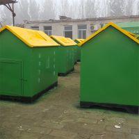 沧州志鹏供应垃圾箱 垃圾桶 垃圾房 复合料垃圾箱 户外垃圾箱 厂家批发支持定制