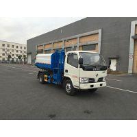 蓝牌东风多利卡自装卸式垃圾车厂家销售