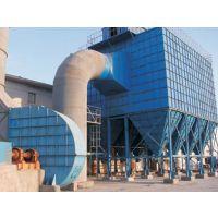 宝坻淀粉厂防止粉尘爆炸选用永蓝环保脉冲式布袋除尘设备