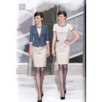 女士工作服定制,服装定做,环诚定做服装