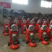 望花区 350电动打磨机厂家 多功能地坪研磨机视频 可以打磨生锈钢板