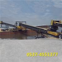 承接定做各类输送机 广平码头装卸运输机 兴亚建筑用皮带传送机