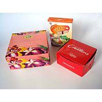 白底白板纸彩盒 包装纸盒印刷 上海彩印包装厂