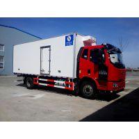 7.6米解放j6冷藏车价格,锡柴220马力冷藏车报价,青岛冷藏车价格