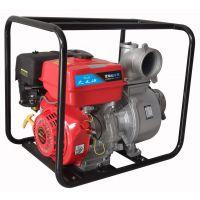 宏美3.8千瓦QGZ50-32林业农业汽油机高压水泵喷灌设备