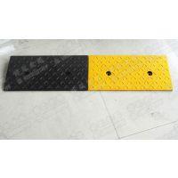 橡胶路沿坡台阶垫阶路橡胶斜坡垫车轮保护器车轮垫减速带交通设施