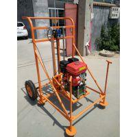 挖坑便携式电线杆机gy-997