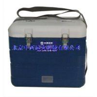 中西 防疫冷藏箱6L 库号:M391999 型号: VG69-GCC006A