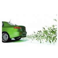 新能源汽车标志标签纸, 新能源环保标签,规格定制