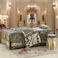美博城美容美发用品床罩四件套