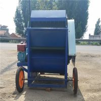 经济实用柴油青毛豆摘果机 高效毛豆摘果机