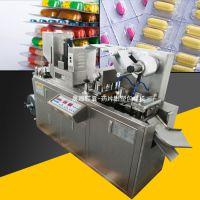 药片-胶囊平板式泡罩铝塑包装机