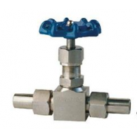 供应J23W-320P针阀 焊接式针型阀 对焊式针式截止阀