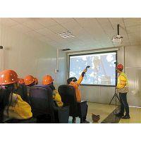 地铁逃生vr地铁运营vr安全教育基坑应急演练模拟工艺vr展示系统拓普互动