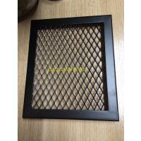 佛山欧百建材 专业铝网板和铝拉伸网板吊顶厂家