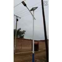 6m30w太阳能路灯
