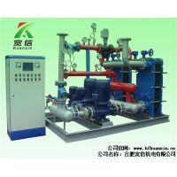热回收换热机组生活应用板翅式换热器