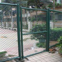 球场防护网 篮球场围网 体育场围栏厂家