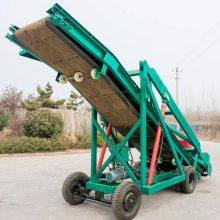 投料车型号 养殖场专用的饲料投料车 润丰机械