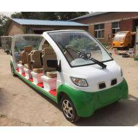 朗迈厂家供应双头电动观光车 隧道用电动双头车