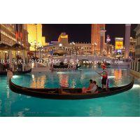 威尼斯人酒店里的豪华贡多拉哪里有 楚风木船供应 手划船 观光船 旅游船
