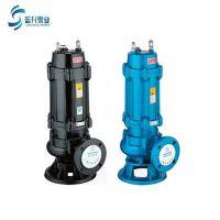 蓝升牌QW/WQ系列耐腐蚀潜水排污泵多少钱