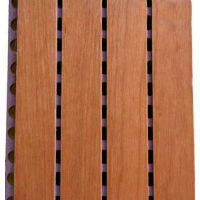 广州外语学院防火槽木吸音板价格 环保木质吸音板厂家