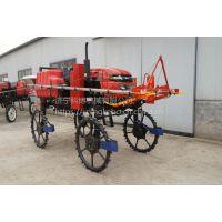 科博MN自产自销四轮转向自走式喷雾器 蔬菜果园不伤害农作物打药机