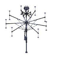 TN302 可变孔径测试天线(30MHz~3GHz)