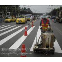 江津市政道路专业标线施工企业 重庆划画线公司