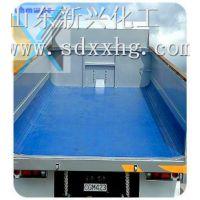 山东新兴生产pe车厢滑板与pp板的性能对比