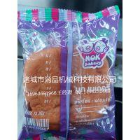 商用面包甜甜圈自动油炸机 电加热多拿兹双面油炸机