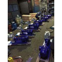 自吸抽水泵ZW65-25-30 5.5KW 流量:25M3/H,扬程:30M 浙江瑞安众度泵业