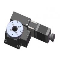 厂家专供 小角度电动旋转台DCS-6014 微调架 滑台
