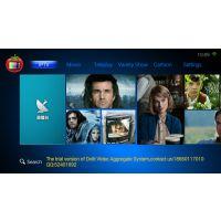 互联网电视OTT-TV/IPTV平台搭建方案